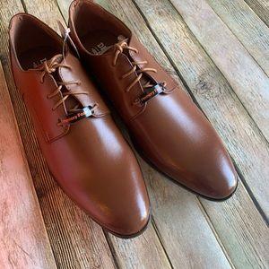 Deer Stags men's memory foam dress shoes